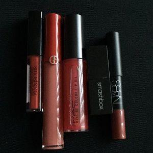 5 highend lipsticks bundle